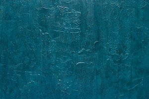 Blue texture of wall surface