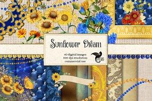 Sunflower Dream Graphics