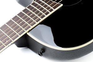 Black Classical Guitar