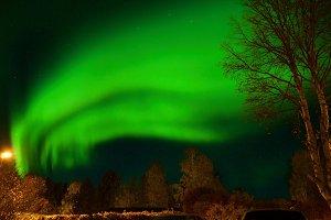 A wonderful night in Sweden