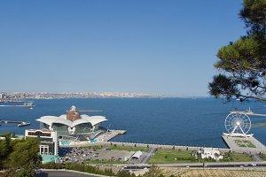 Baku, sea view