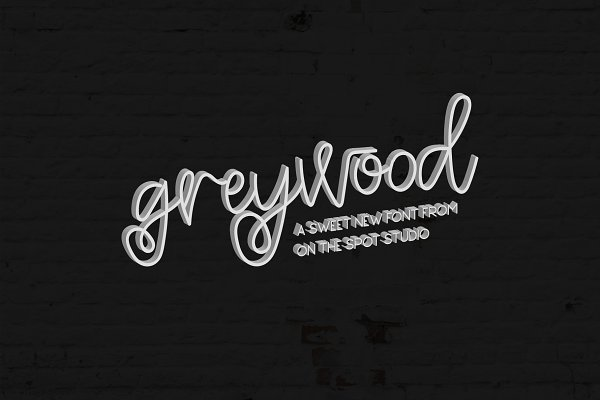 Greywood *BONUS* Cedarwood Display