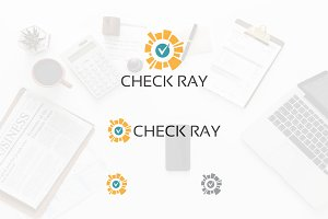 Check Verified Checklist Sun Logo