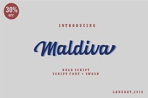 Maldiva Script (Update Glyph)