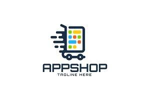 App Market Logo Template