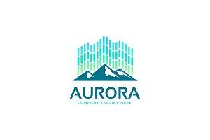 Aurora - North Light Logo Template