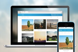 Gridy - photo grid template