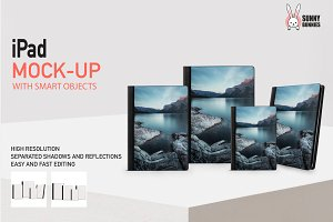 iPad Case Mock-ups | Sublimation