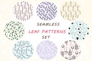 Leaf Patterns Set