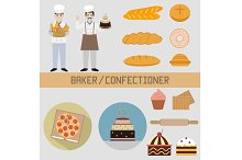Bakers and confectioners
