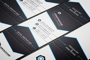 Corporate Business Card-2 Style
