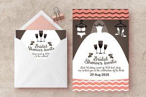 Bridal Shower Flyer Templates 09