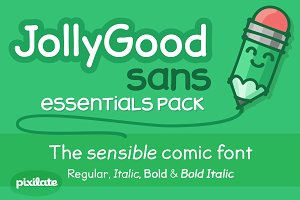 JollyGood Sans Essentials