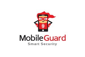 Mobile Guard Logo Design / icon