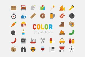 Symbolicons Color