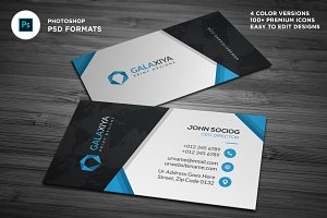 Professional Corporate BusinessCards