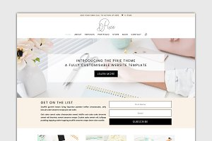 The Pixie-Divi Child Wordpress Theme