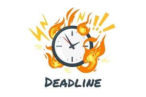 concept for deadline