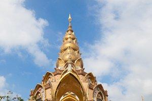 Wat Pha hidden glass