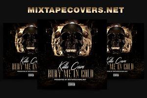 Bury Me In Gold Mixtape template