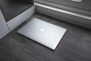 Apple Macbook Pro on Table