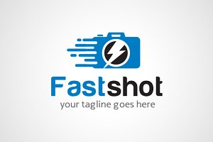 Fast Shot - Photography Logo Design
