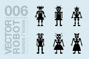robot woman 001