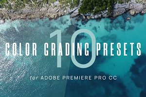 Color Grading Presets for Premiere
