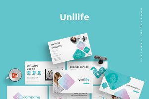 Unilife - Powerpoint Template