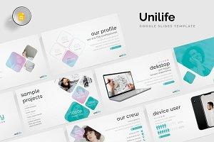 Unilife - Google Slides Template
