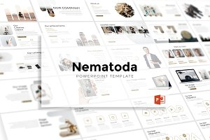Nematoda - Powerpoint Template