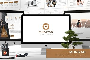 Moniyan - Powerpoint Template