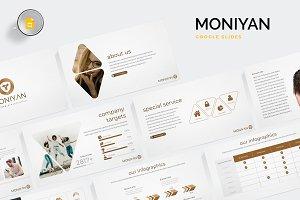 Moniyan - Google Slides Template
