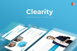 Clearity - Powerpoint Template