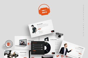 Roctober - Powerpoint Template