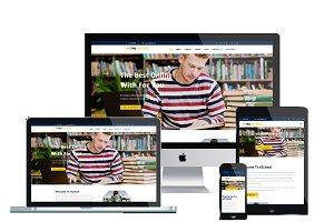 TPG eSchool Online school WordPress