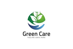 Green Care - Nature Care Center Logo