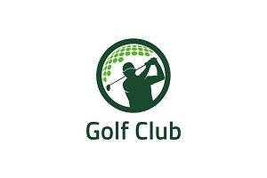 Golf Club Logo Template