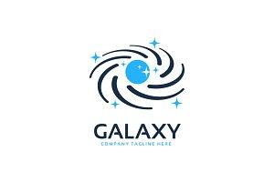 Galaxy Logo Template