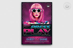 Special DJ Flyer Template V2