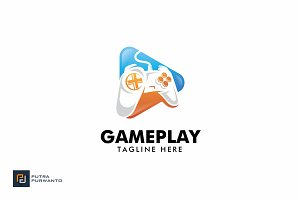 Gameplay - Logo Template