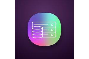 Database app icon