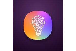 Innovation process app icon