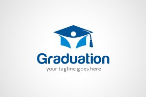 Graduation Academy Logo design