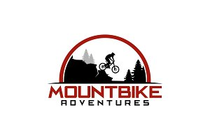 Mountbike Outdoor Adventures Logo