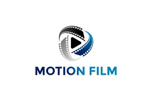 Motion Film Logo Template