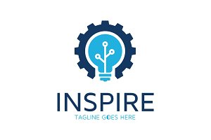 Mechanic Idea - Inspire Logo