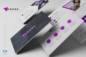 Throne - Keynote Template
