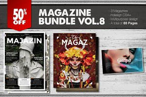 Magazine Bundle 8