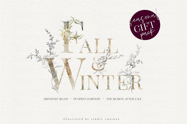 Seasonal Gift The Fall & The Winter